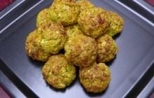 Polpette di soia al curry