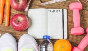 Nutrizione sana stile di vita sano