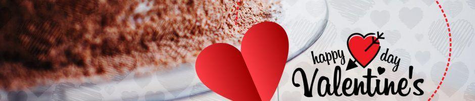 torta soffice al cacao - san valentino - nutrizione sana