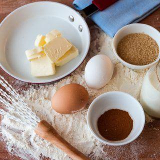 ingredienti cheescake