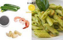 pasta pesto zucchine