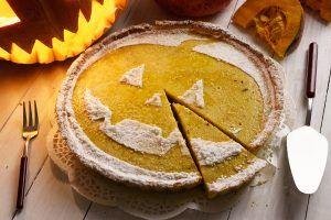 Halloween zucca - torta di zucca