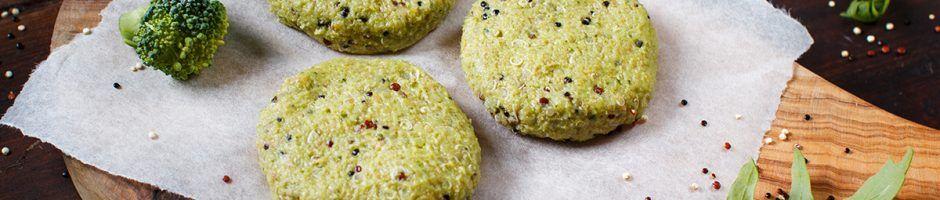 Polpette di quinoa