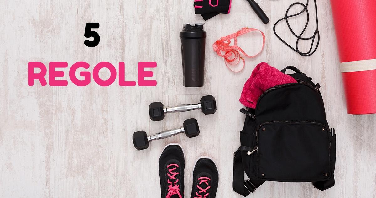 Donne, sport con il ciclo: le 5 regole fondamentali!