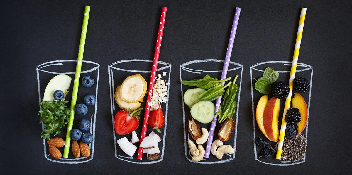 3 idee per Smoothies deliziosi!