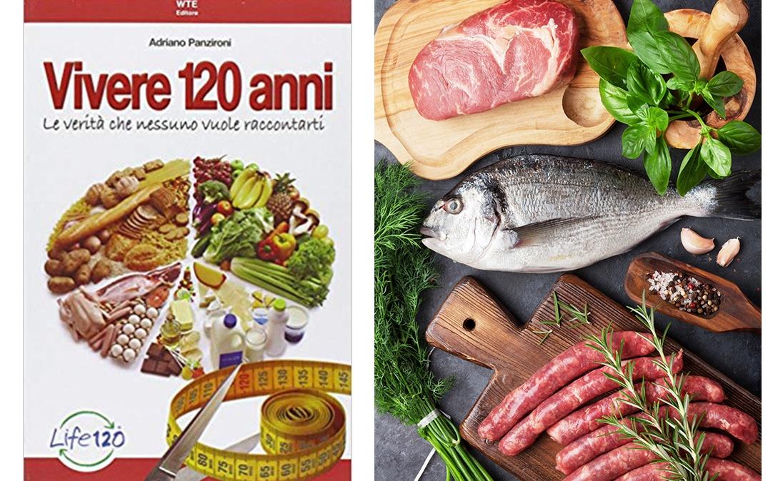 Dieta Panzironi: che cos'è Life 120?