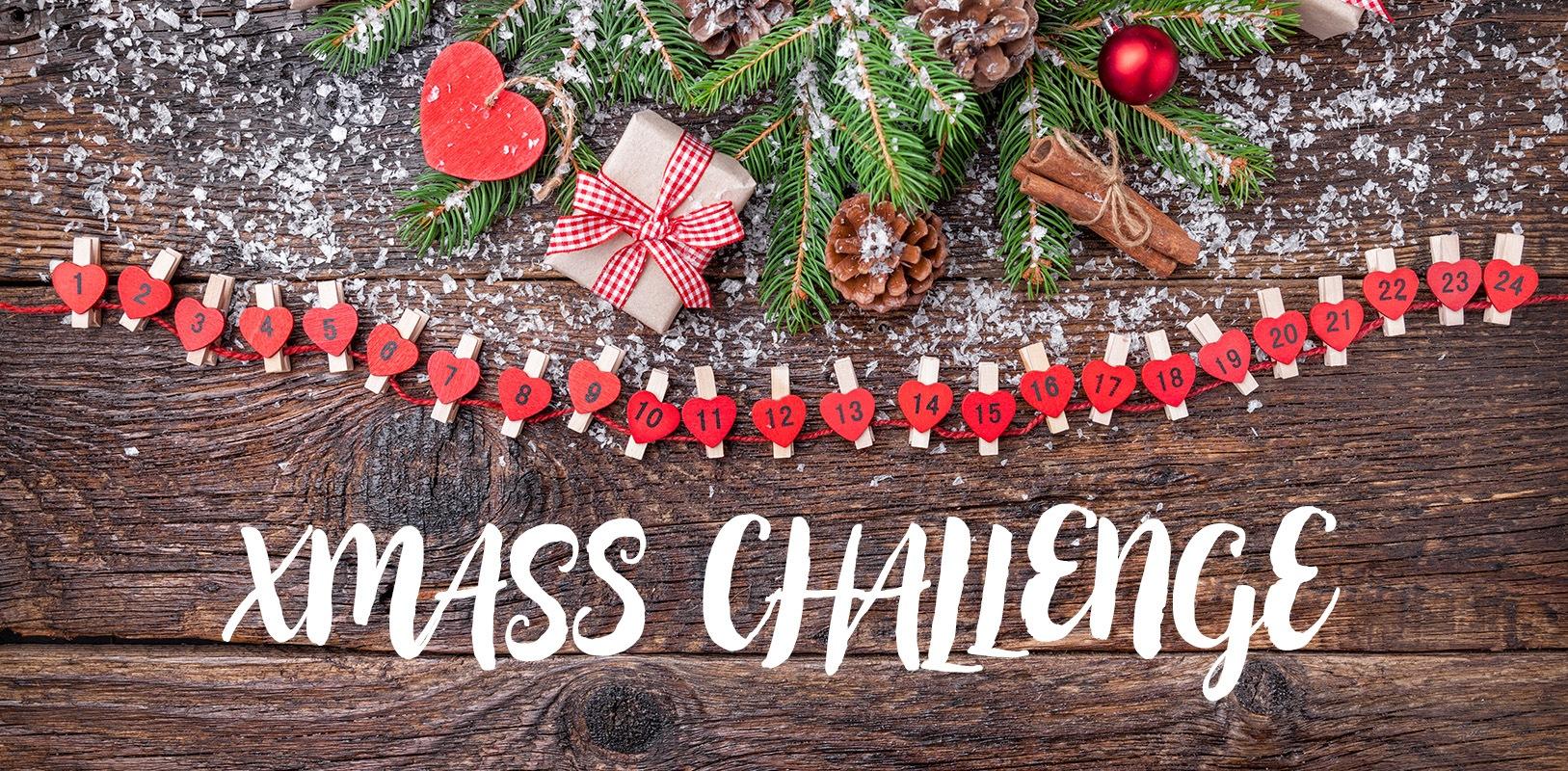 Challenge di Natale: ti sfidiamo per le feste!