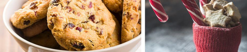 biscotti di avena e uvetta
