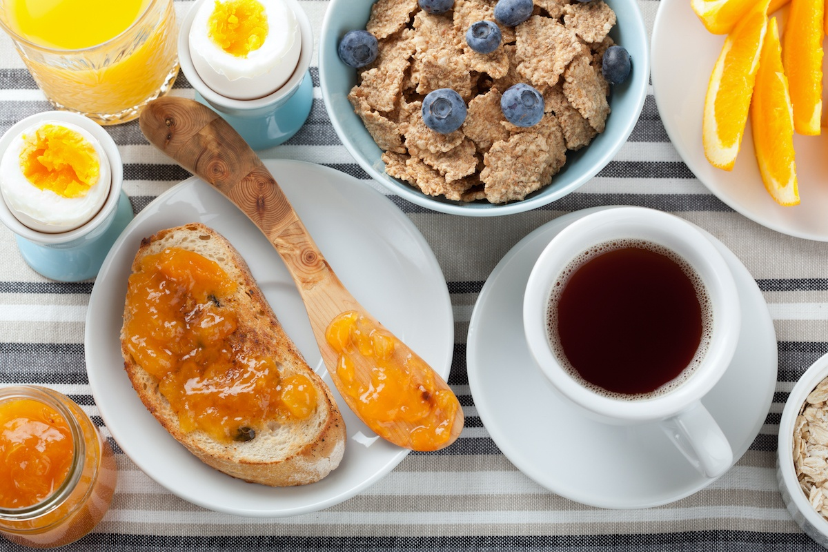 colazione dolce e salata