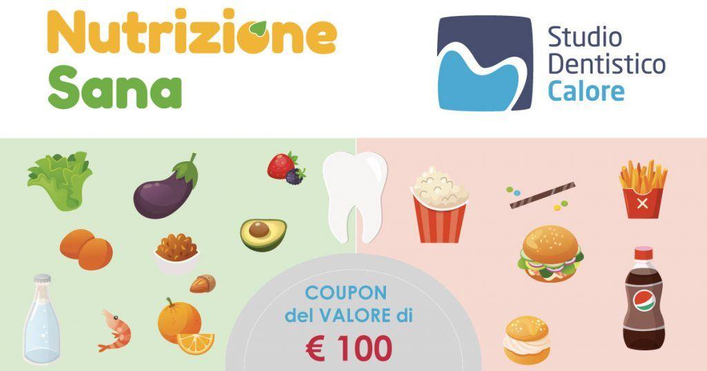 Studio dentistico calore coupon promozione