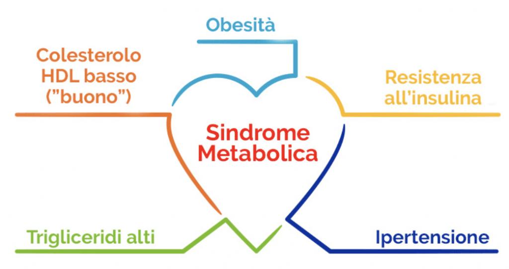 Sindrome metabolica nutrizione sana