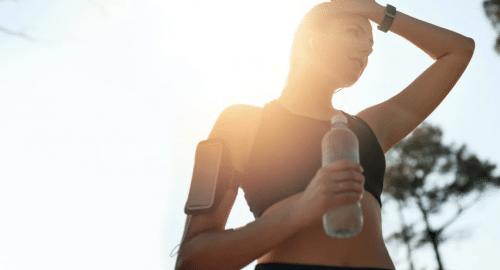 Nutrizione Sana Blog come alimentarsi d'estate per sportivi