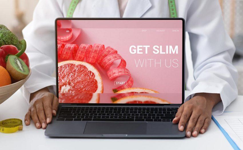 Miti da sfatare: ho trovato la dieta on-line