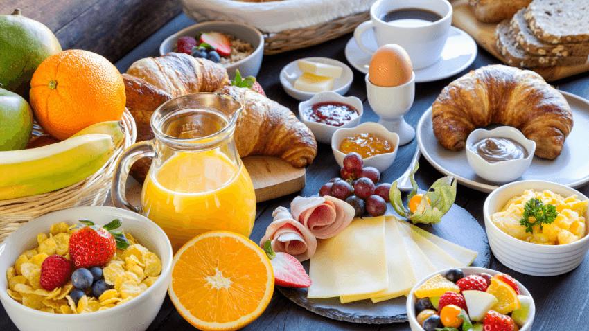 10 idee per fare colazione